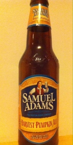 Sam Adams Harvest Pumpkin Ale