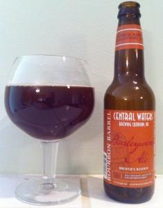 Central Waters Bourbon Barrel Barleywine Ale