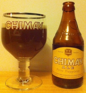 Chimay Triple (White)