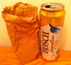 Busch Signature Copper Lager