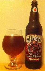 Left Hand Widdershins Oak Aged Barleywine Ale
