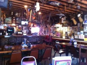 Buckhart Tavern Inside View