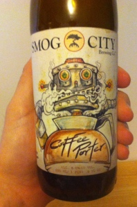 Smog City Coffee Porter