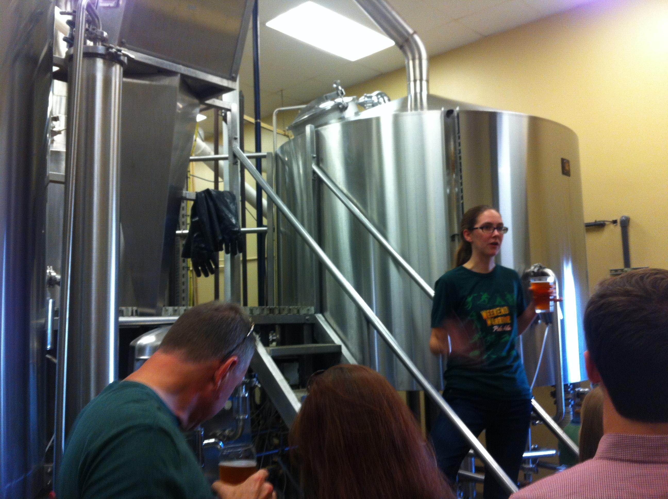 Karbach Brewing Co Tour 365 Brew