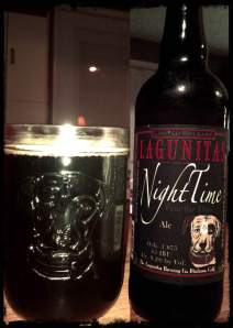 Lagunitas Night TIme Ale