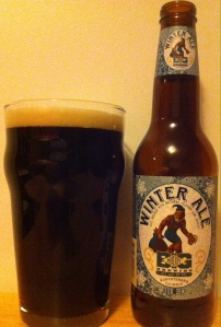 Big Muddy Winter Ale