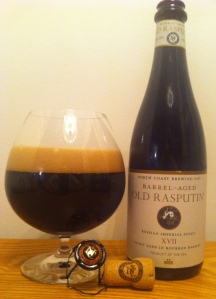 Barrel-Aged Old Rasputin XVII