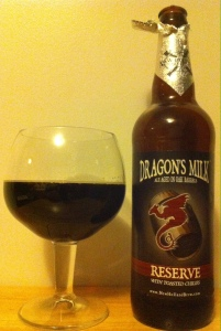 Dragon's Milk Reserve: With Toasted Chiles