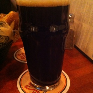 Schlafly Coffee Stout at Bottleworks