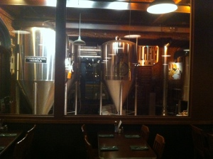 Schlalfly Tap Room Brewing Room 2