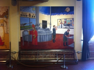 Saint Arnold Mural 3