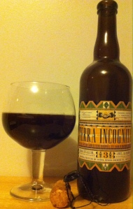 Sierra Nevada/Boulevard Terra Incognita Collaboration