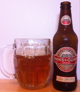Innis & Gunn Original Oak Aged Beer