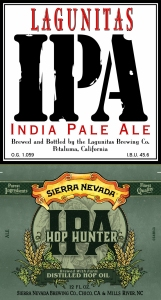 Lagunitas vs Sierra Nevada
