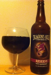 New Holland Dragon's Milk Reserve: With Raspberries