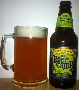 Sierra Nevada Beer Camp Hoppy Lager
