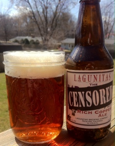 Lagunitas Censored Rich Copper Ale (aka The Kronik)