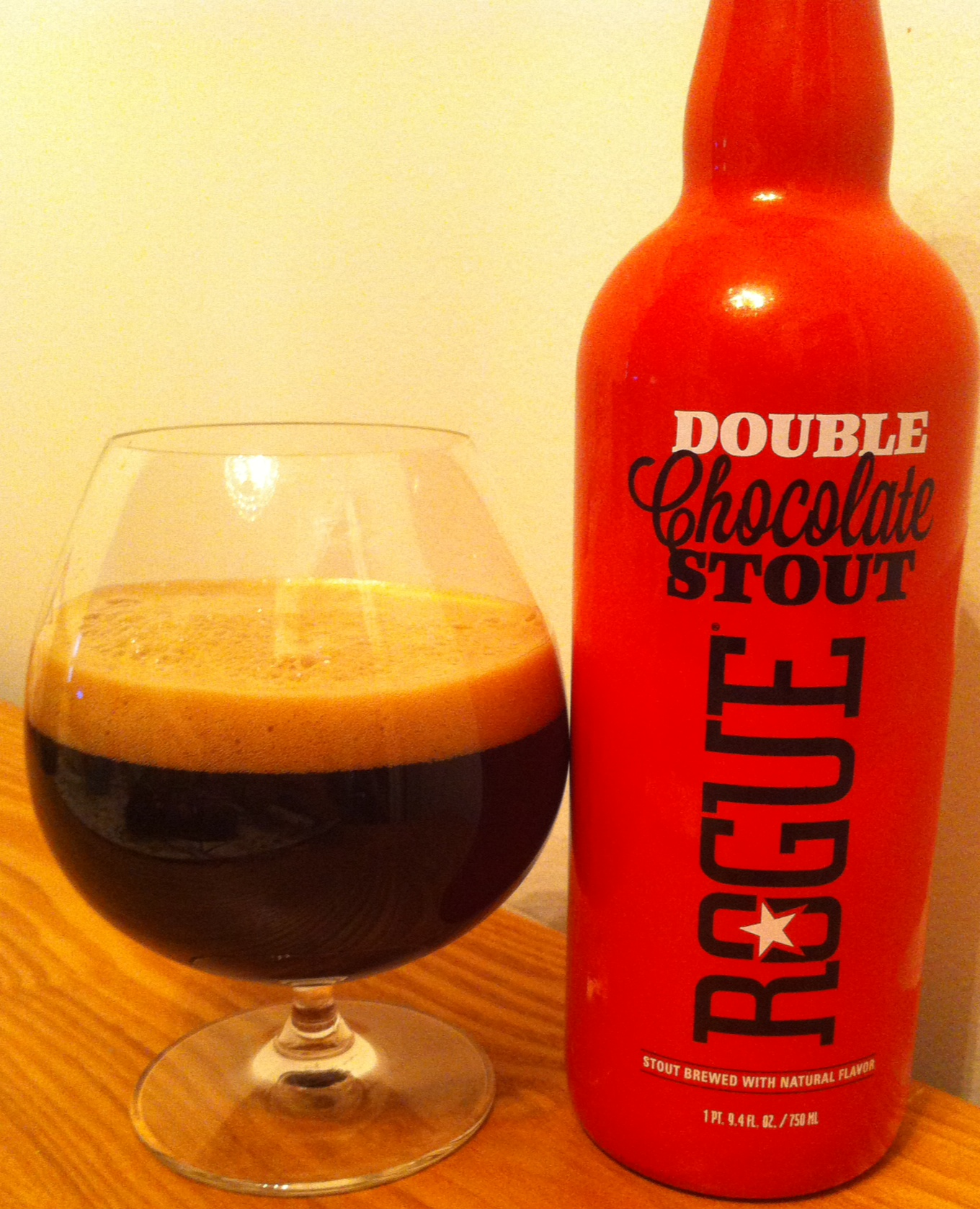 Rouge Double Chocolate Stout – 365 Brew