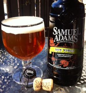 Sam Adams New World
