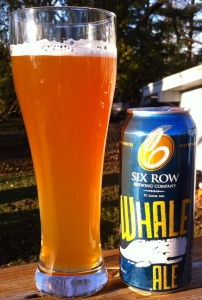 Six Row Whale Ale