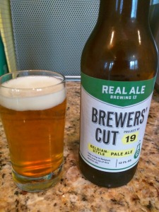 Real Ale Brewers' Cut 19: Belgian-Style Pale Ale