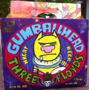Gumballhead 6 Pack Front