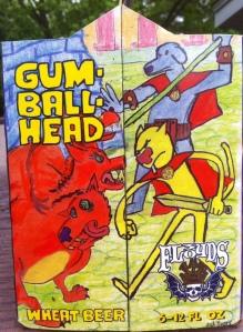 Gumballhead 6 Pack Side B