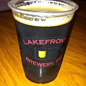 Lake Front Fuel Cafe Stout