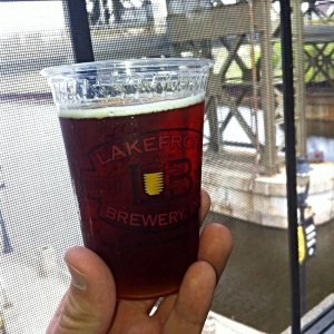 Lakefront Bock Beer
