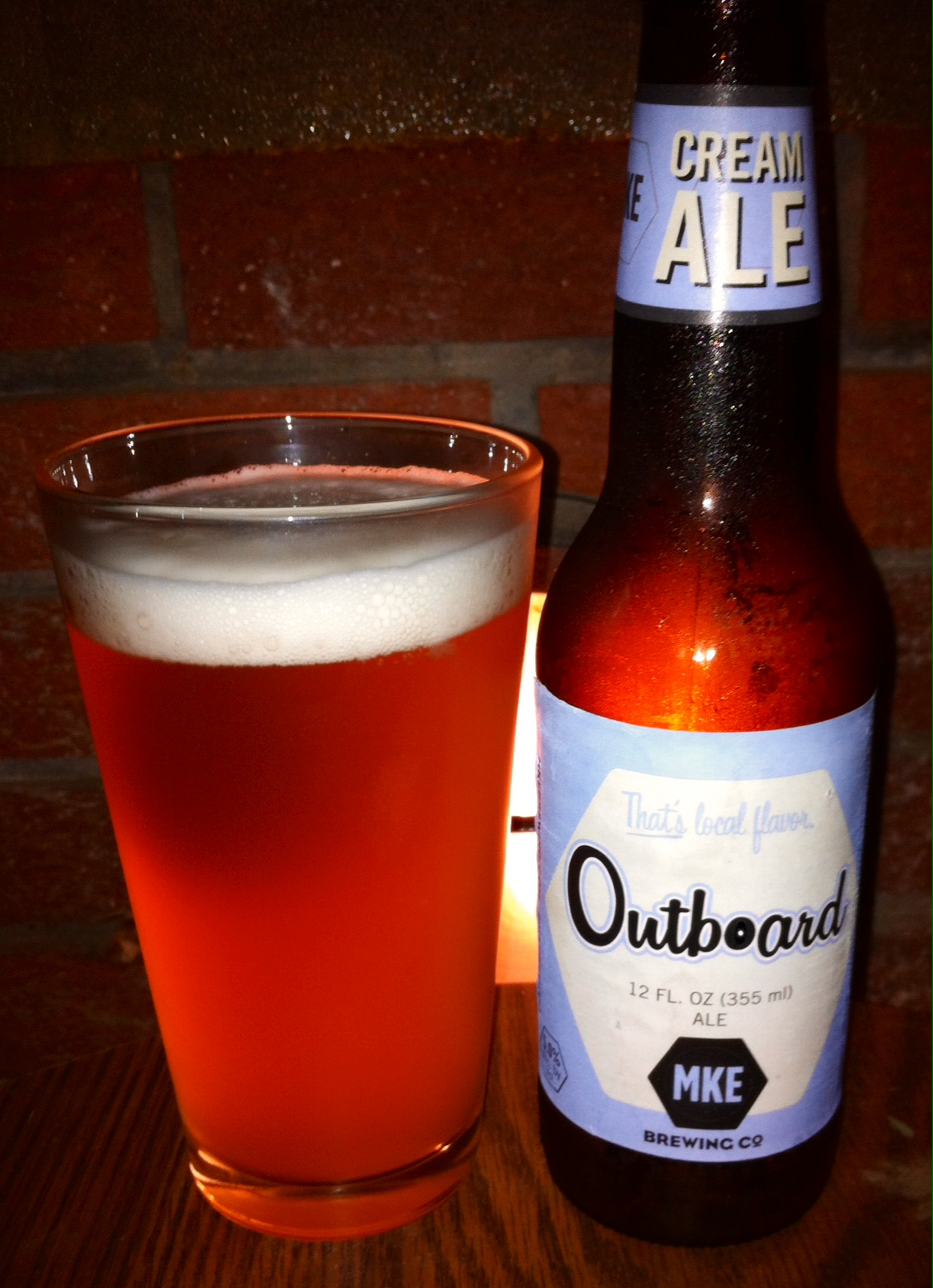 June Pick Six: MKE Outboard Cream Ale